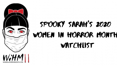 2020 Women in Horror Month Watchlist