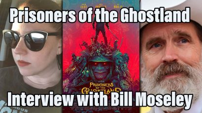 Prisoners of the Ghostland Interview with Bill Moseley