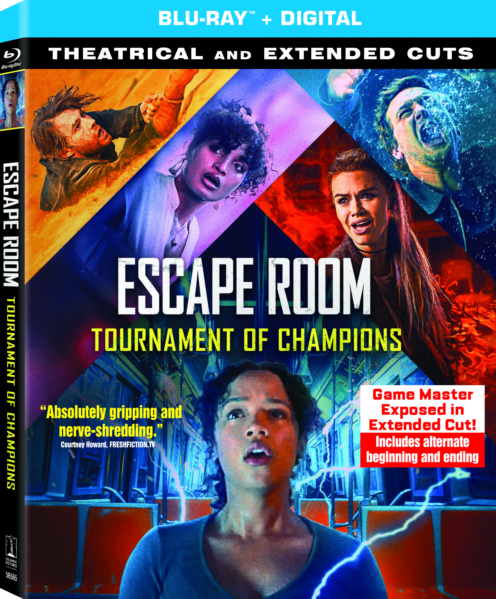 Escape Room TOC Blu